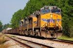 UP 6251 on CSX Q606