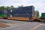 XFEU 668837 FEC Container
