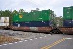 XFEU 668631 FEC Container