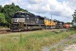 NS 1088 on NS 210