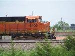 BNSF ES44AC 6409