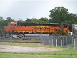 BNSF ES44C4 8278