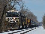 CSX Train K003