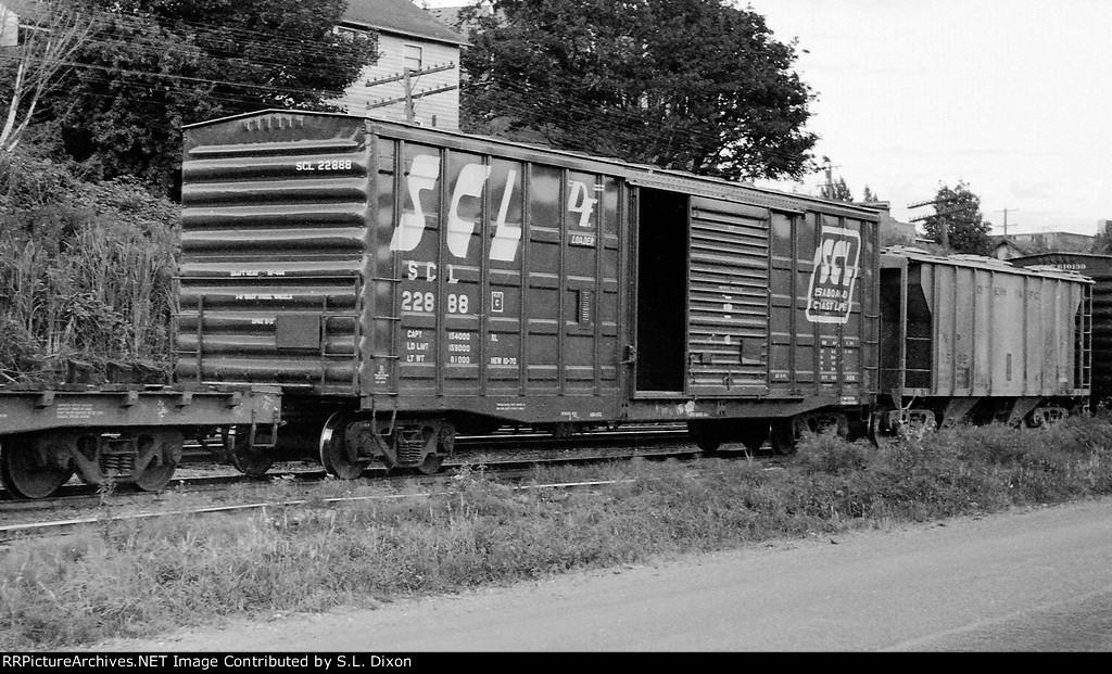 SCL boxcar