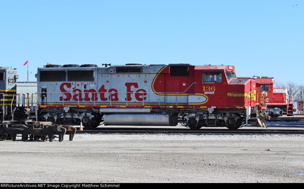 Santa Fe GP60M!