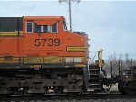 BNSF 5739