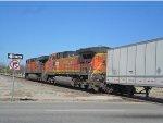 BNSF 7460 BNSF 4460