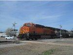 BNSF 8086 BNSF 9677