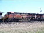 BNSF ES44DC 7912
