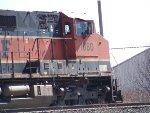 BNSF C44-9W 1080