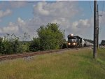 12G approached at MP 50.0 near end of Wyoming siding