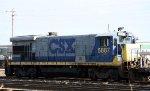 CSX 5887