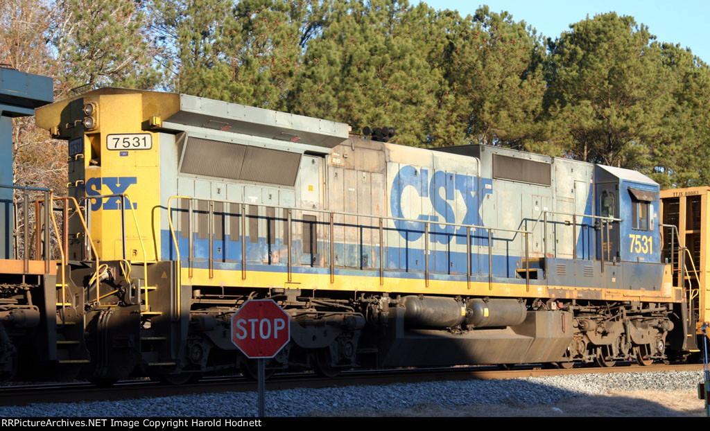 CSX 7531