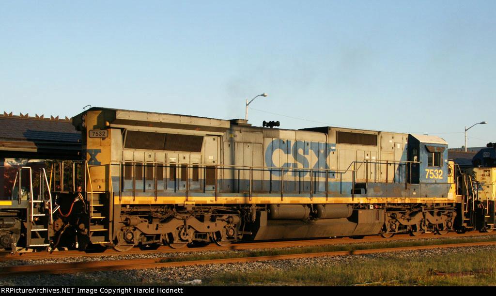 CSX 7532