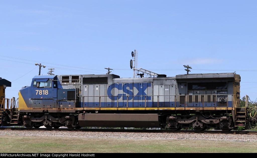CSX 7818