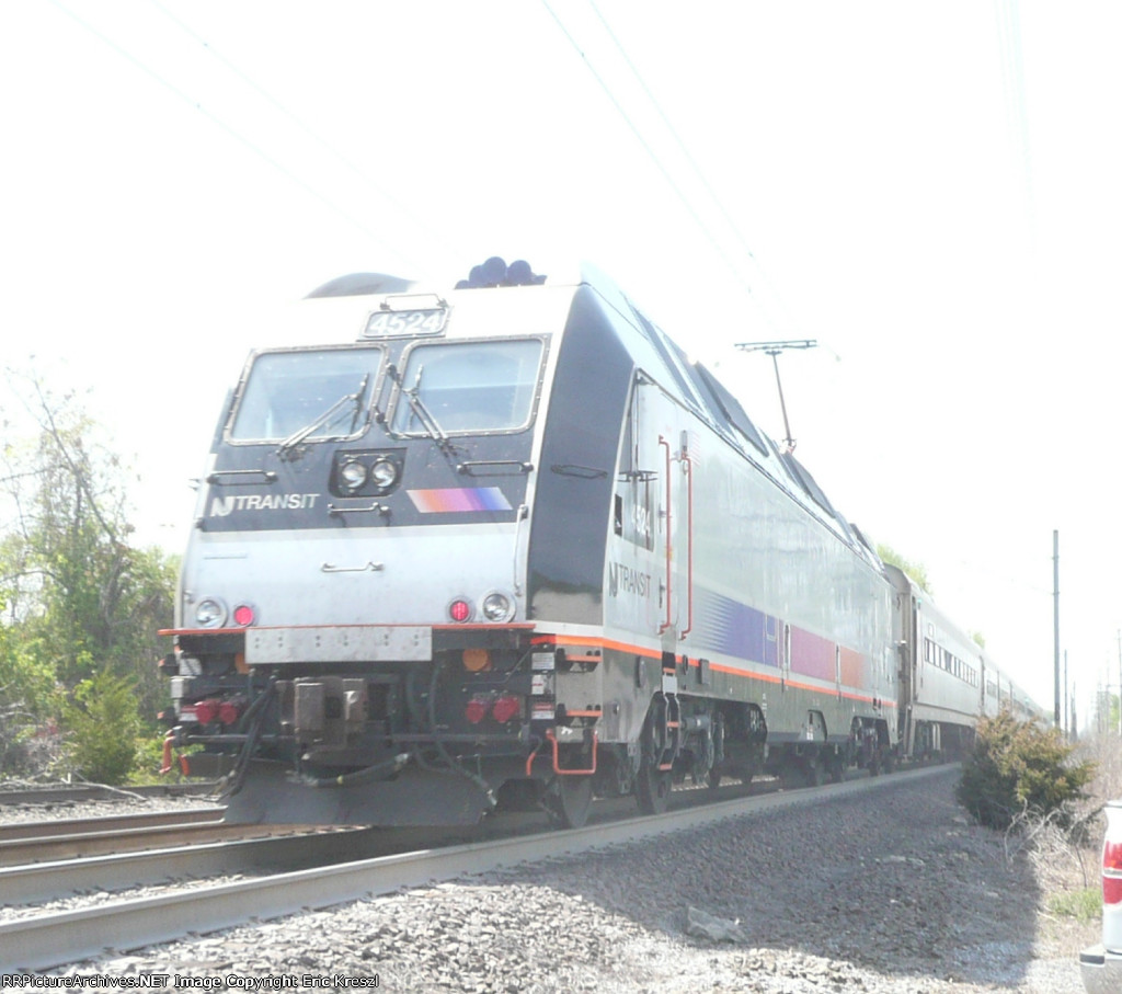 NJT 4524 Train #2312