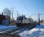 NJT 4027 Train #2303