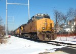 Ex Southern Pacific Leads CSX K002