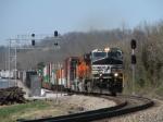Mar 18, 2006 - NS 9774 leads train 236