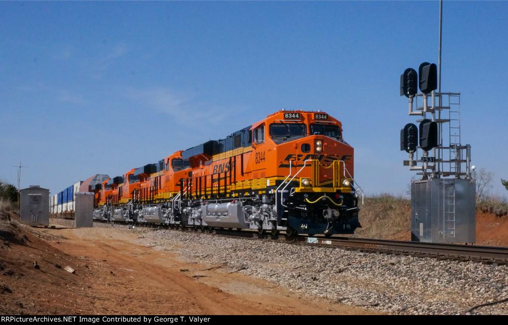 BNSF 8344