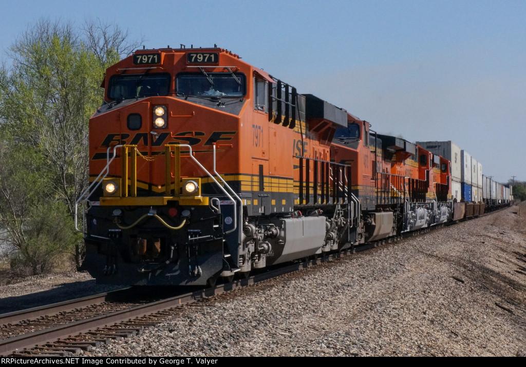 BNSF 7971