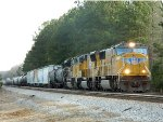 UP 4461 (SD70M)  4880 (SD70M)  8579 (SD70ACe)