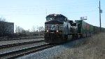 NS 9591 (C40-9W) 2645 (SD70M)
