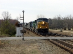 Yellow, Green & Blue Lead CSX Q439