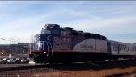 RNCX 1869 leads Amtrak 74 Past Durham, NC