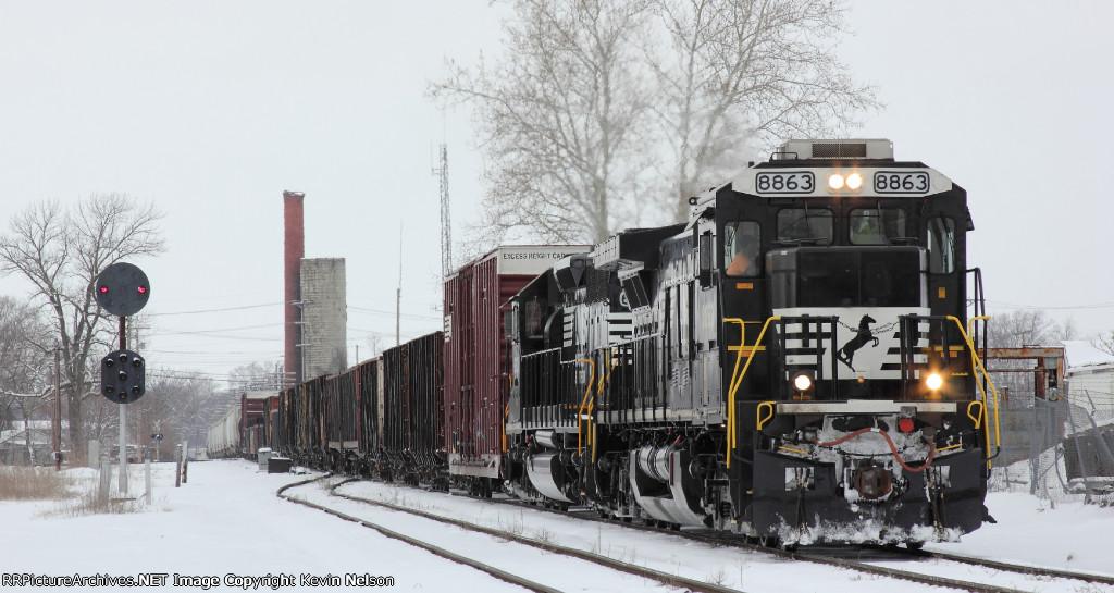 NS 8863 C40-9