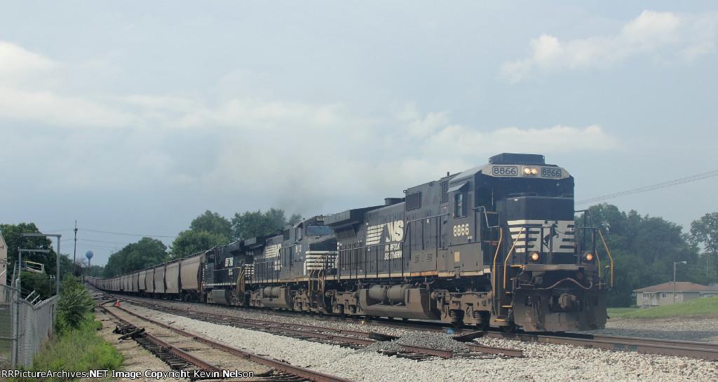 NS 8866 C40-9