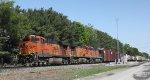 BNSF 7212 ES44DC