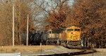 BNSF 9936 SD70MAC