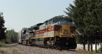 NS 1074 SD70ACe Lackawanna