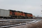 BNSF 4444 and BNSF 7425