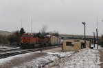 BNSF 7880 and BNSF 7372