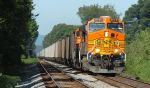 NS coal hoppers on CSX