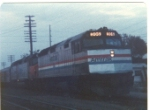 Amtrak 306 and 647