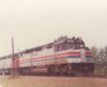Amtrak 611 and 613