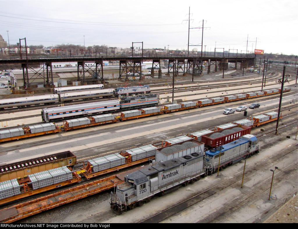 Race Street Engine Facility and Penn Coach Yard