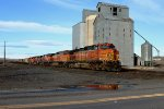 Bypassing the grain elevator