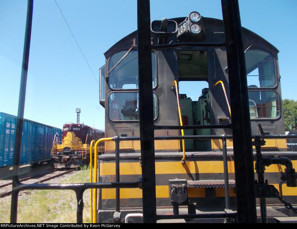 Locomotives a JSRH
