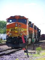 BNSF 4184