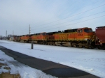 BNSF 4354