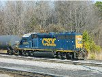 CSX 6032 (GP40-2)