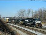 NS 9100 (C40-9W) 8906 (C40-9W) 7583 (ES44DC)