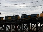 CSX 4018 and 1188