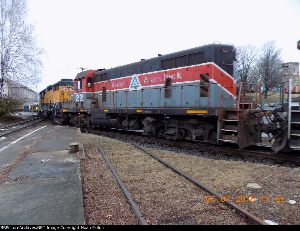 HRRC 22 In The Middle 4-7-15