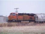 BNSF ES44C4 6940
