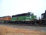 BNSF GP39E 2746